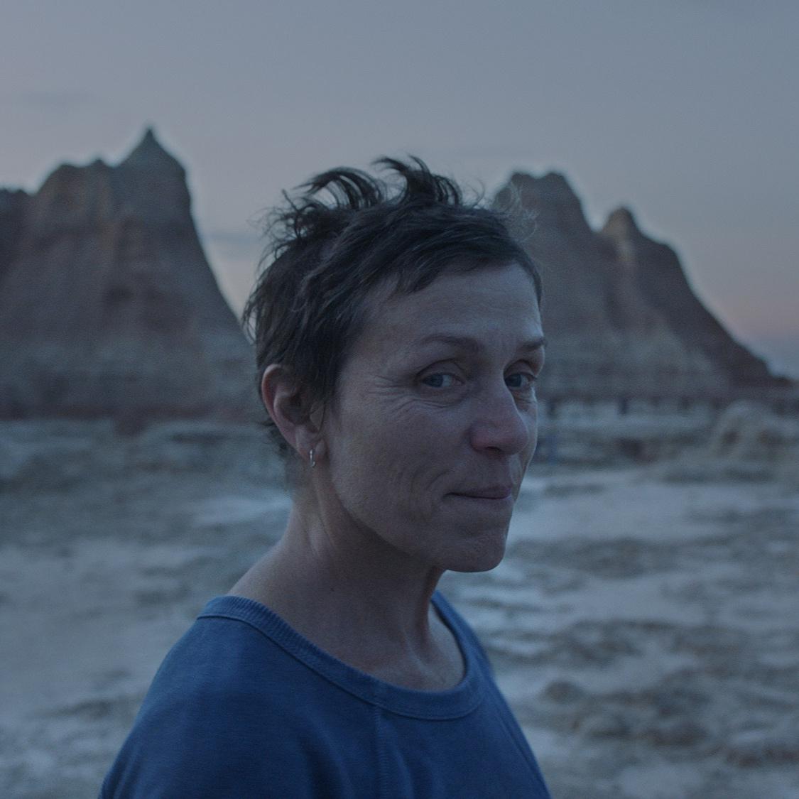 A nomádok földje kapta a BAFTA fődíjait